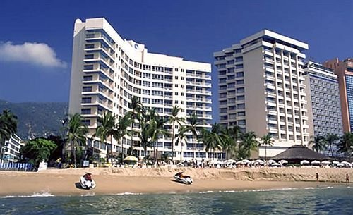 Ritz Acapulco Hotel de Playa All Inclusive