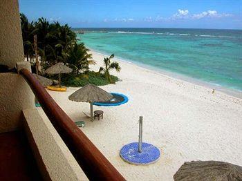Aquatech Villas DeRosa Resort Small Akumal Condo Resort