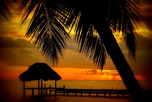 Almond Beach Resort: Tranquility, Belize