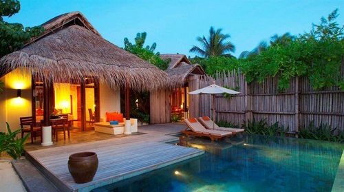 Anantara Honeymoon Resorts Maldives