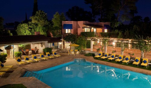 Arizona Inn, Tucson Luxury Resort