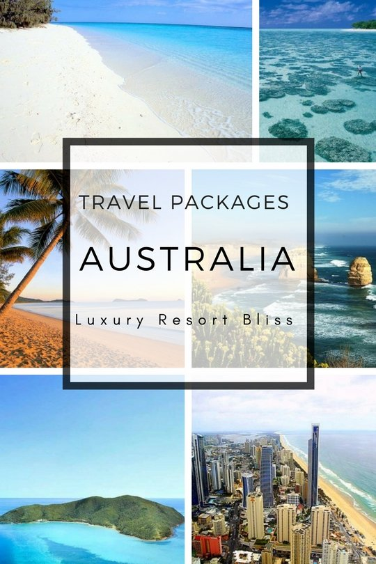 Great Australian Travel Package Options