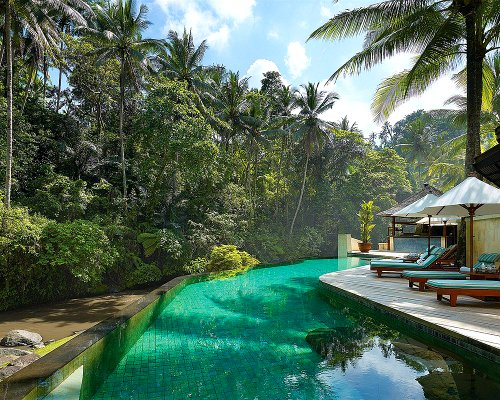 Four Seasons Ubud Bali Resort at Sayan
