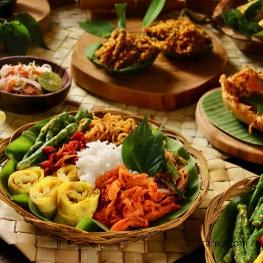 All Inclusive  trip to Bali with airfares and food  food