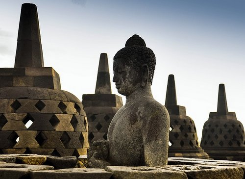 Indonesia has diverse Cultures and Religions