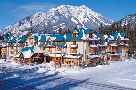 Banff Caribou Lodge And Spa