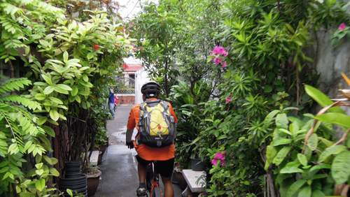 Bangkok Bike Tour