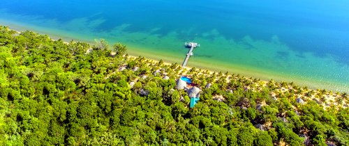 Kanantik Reef & Jungle Belize Resort