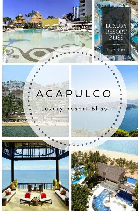 Acapulco All Inclusive Vacation