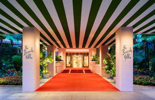 The Beverly Hills Hotel, Los Angeles Resort Hotels