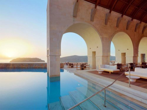 Blue Palace, Resort & Spa, Ayios Nikolaos, Crete
