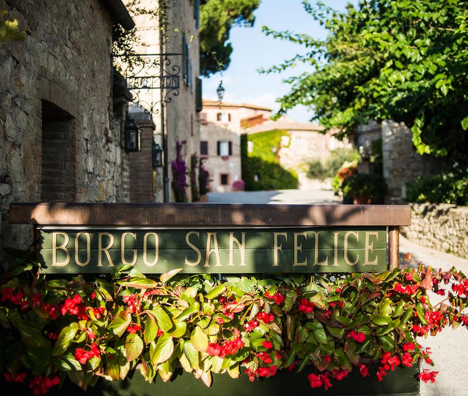 Hotel Relais Borgo San Felice