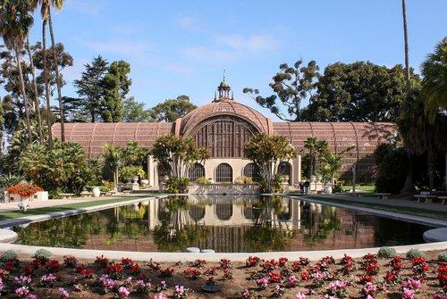 The Botanical Building, Balboa Park