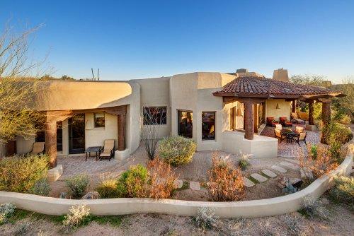 Arizona Carefree Luxury Resort