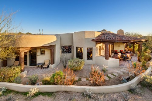 The Boulders Resort. Carefree, Arizona