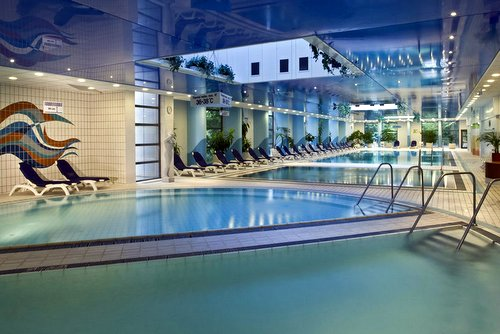 Danubius Health Spa Resort Helia, Budapest