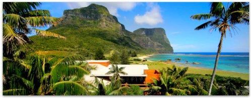 Capella Lodge - Lord Howe Island