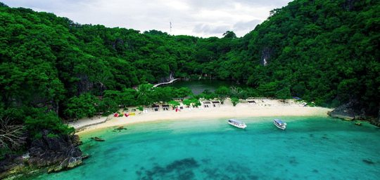 Tugawe Cove Caramoan Resort