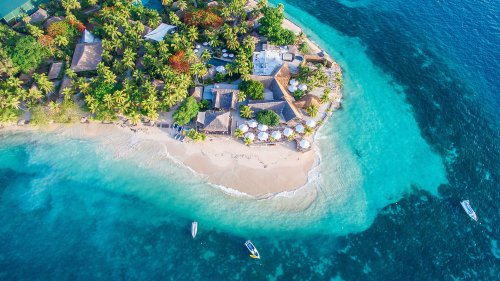 Castaway Island Fiji Luxury Resort