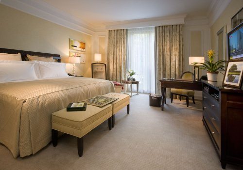 Guestroom at Castlemartyr Resort, Cork, Ireland
