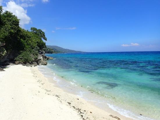 Beach in Cebu