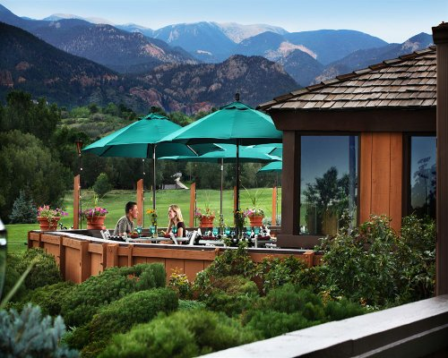 Cheyenne Mountain Resort, Colorado