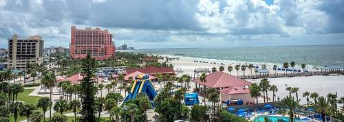 Clearwater Florida Beach Resorts