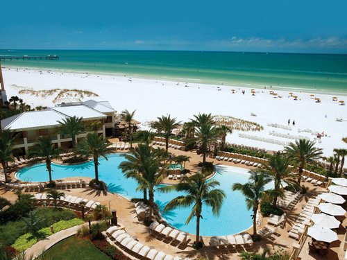 Sandpearl Clearwater Florida Beach Resort