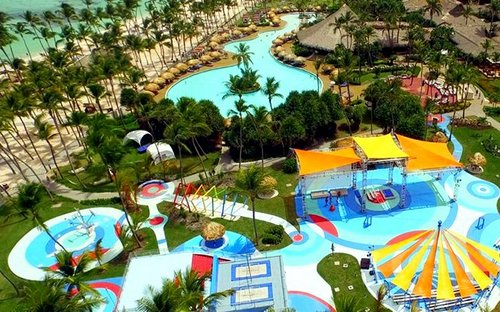 Caribbean family resorts for Luxury all inclusive resorts for families