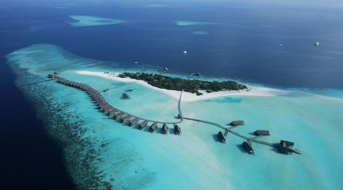 Cocoa Island by COMO, Maldives