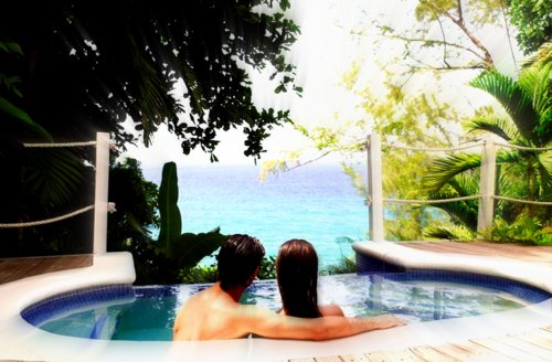 luxury romantic resorts and honeymoon resorts