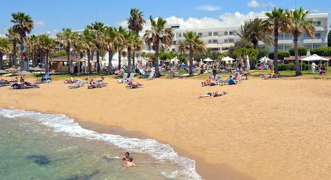 Louis Ledra All Inclusive Cyprus Beach Resort