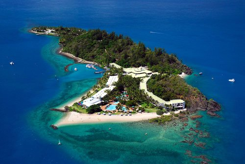 Daydream Whitsunday Island Resort