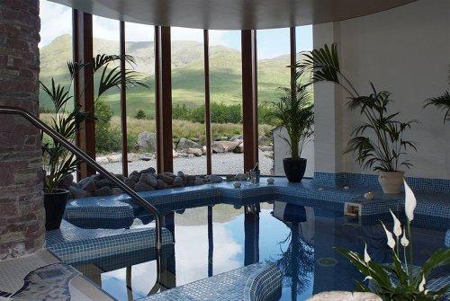 Pool at Delphi Adventure Resort Hotel & Spa