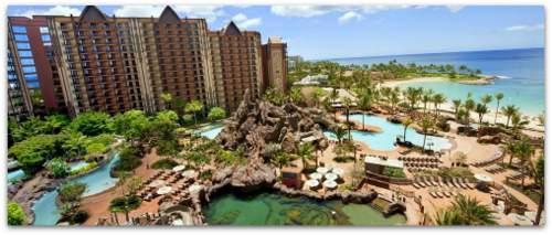 Oahu Family Vacation by Disney Aulani
