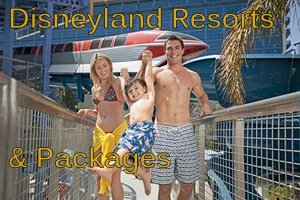 Disneyland Anaheim Packages