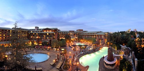 Disneyland Grand Californian Resort and Spa