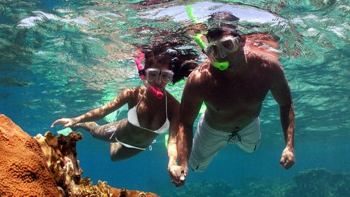Roatan Dive Resorts - Barefoot Key