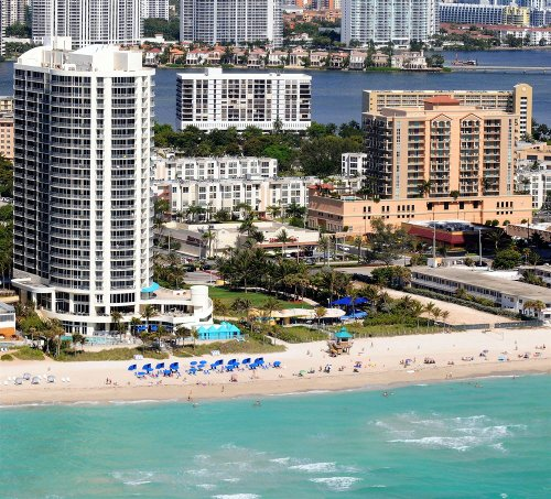 Doubletree Ocean Point Resort Sunny Isles Beach