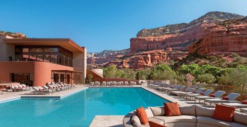 Enchantment Resort And Mii Amo Spa, Arizona Luxury Resort
