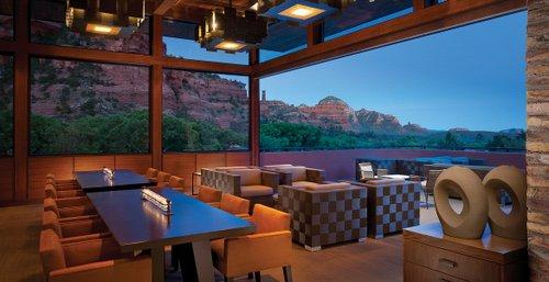 Restaurant at Enchantment Resort