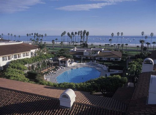 The Fess Parker Resort, Santa Barbara