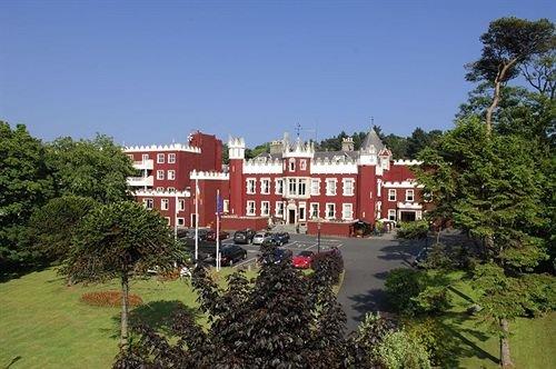 Fitzpatrick Castle Hotel, Dublin, Ireland