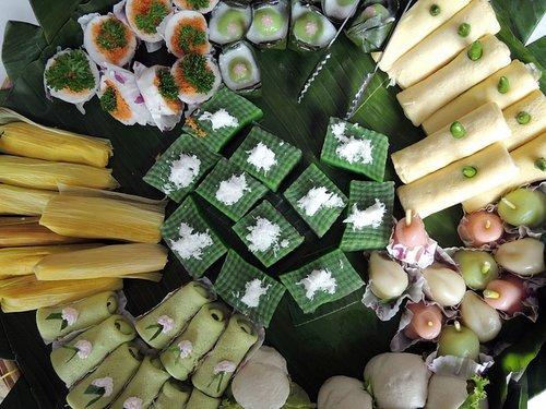 Snacks Indonesian Style