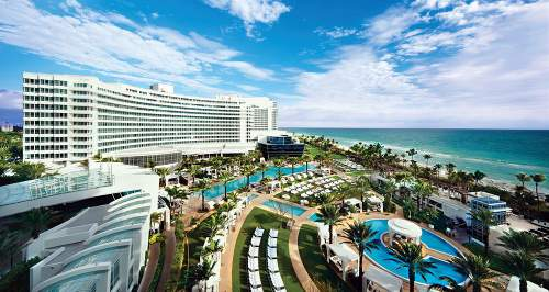 Fontainebleau Resort Miami Beach,Key Biscayne