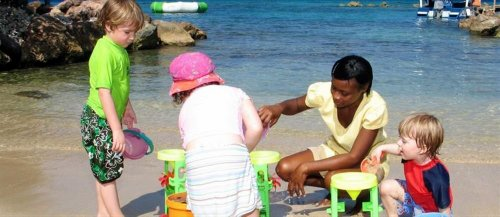 Kids club, Jamaica