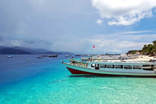 Gili Islands - Part of an Organised Vacation Package to Indonesia