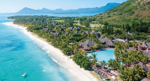 Dinarobin Mauritius Golf and Spa Resort