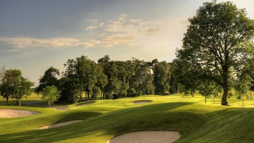 Golf at Knightsbrook Hotel and Golf Resort