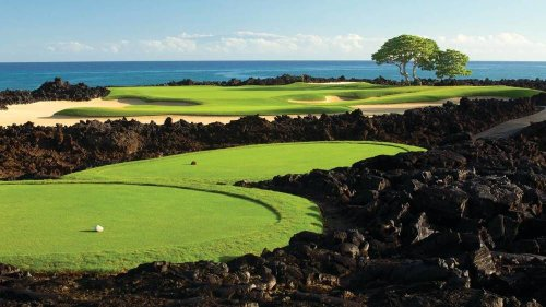Gofl at Four Seasons Resort Hualalai